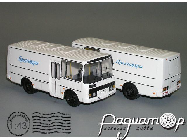ПАЗ-37981 грузовой фургон (1998) V3-67