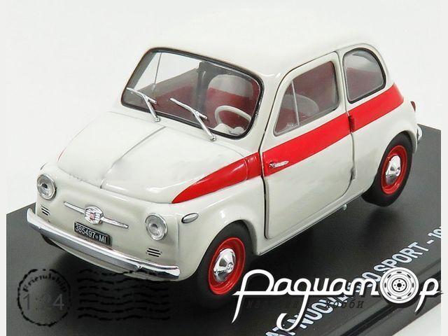 Fiat Nuova 500 Sport (1958) FA003