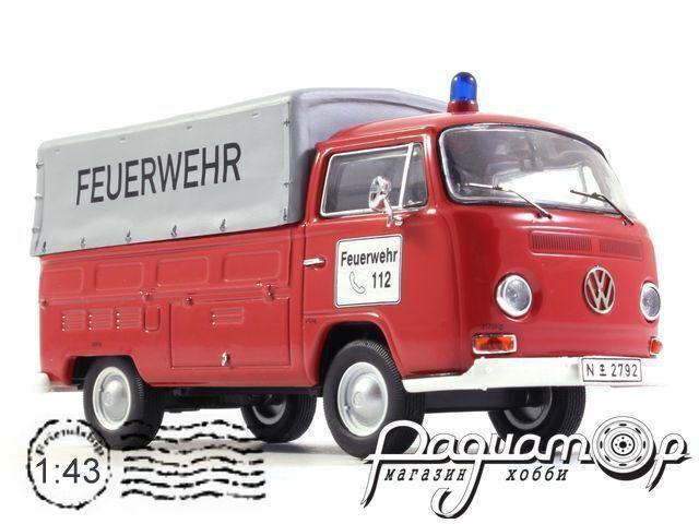 Volkswagen T2a Feuerwehr (1967) 11354 (PL)
