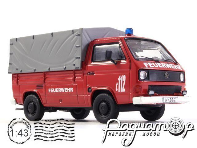 Volkswagen T3b Feuerwehr (1979) 13102 (PL)