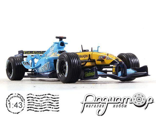 Renault R25, Fernando Alonso (2005) (I) 2014