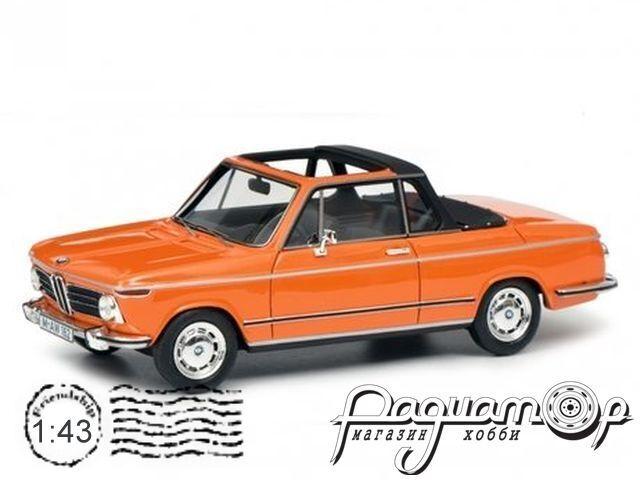 BMW 2002 (E10) 2/2 (Baur) (1973) 450908600