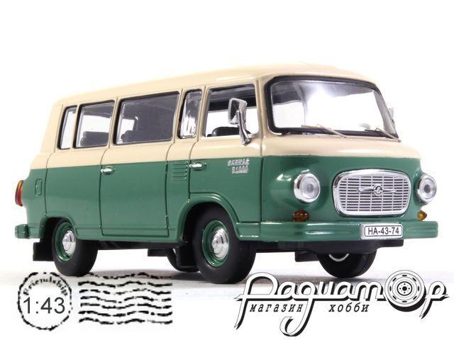 Barkas B1000 Minibus (1965) IST025 (PV)