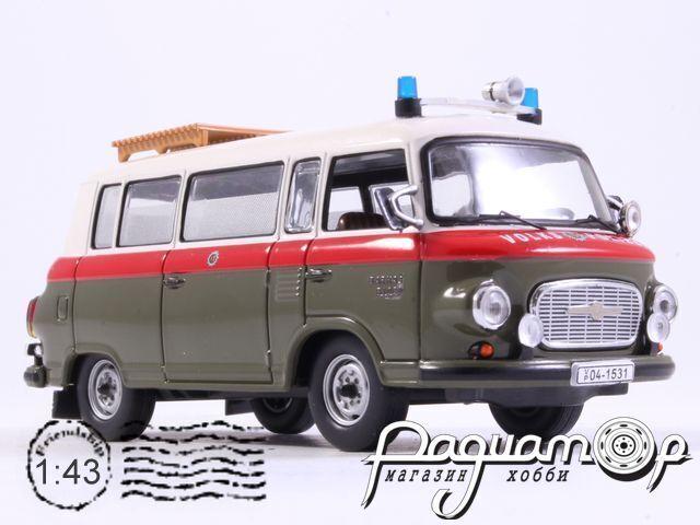 Barkas B1000 Volkspolizei (1968) IST048 (PV)