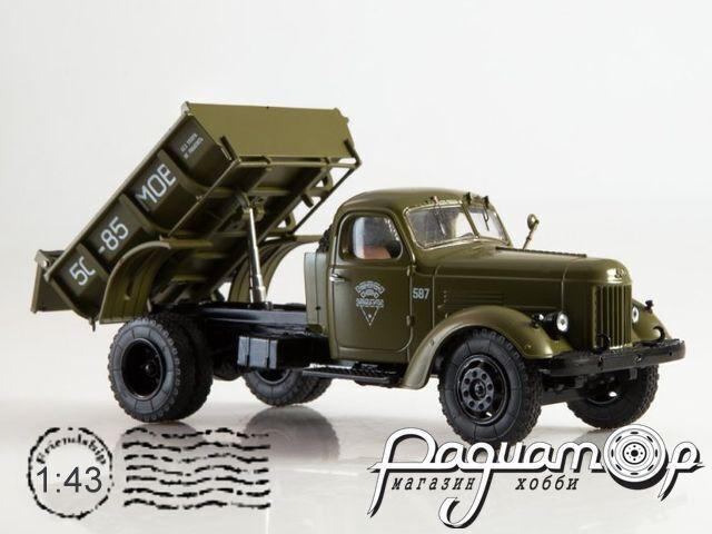 ЗИЛ-ММЗ-585Л самосвал (1961) SSM1404