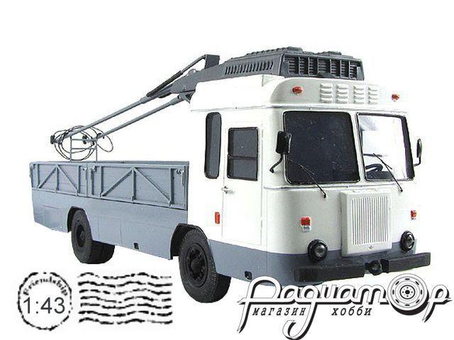 КТГ-2 грузовая платформа (1976) 18-4-2A