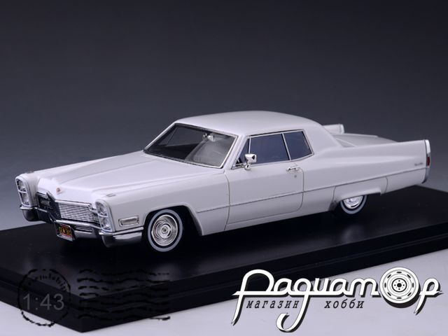 Cadillac Coupe Deville (1968) GLM123301