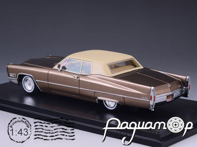 Cadillac Coupe Deville (1968) GLM123302