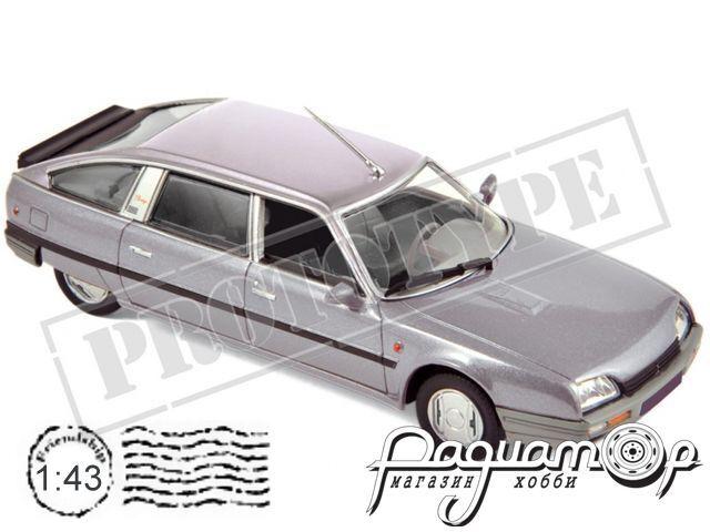 Citroen CX Turbo 2 Prestige (1986) 159017