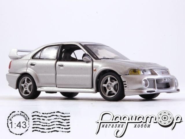 Mitsubishi Lancer Evolution VI (1999) 250-008 (GI)