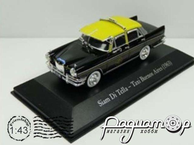 Siam Di Tella Taxi Buenos Aires (1993) SER05