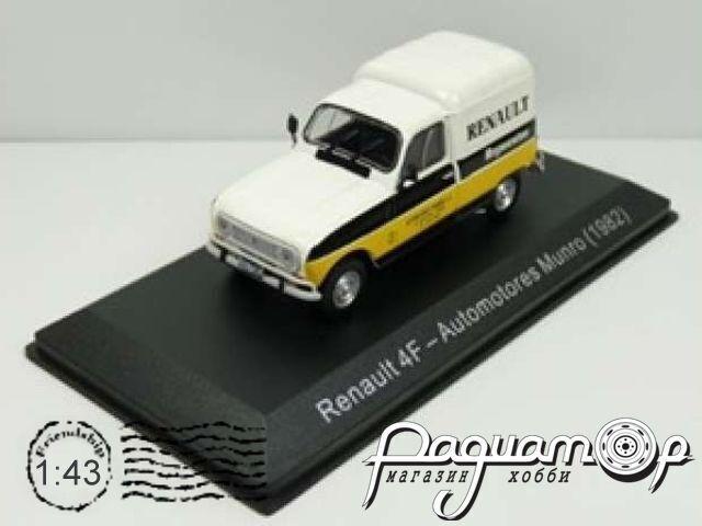 Renault 4F Automotores Munro (1982) SER08