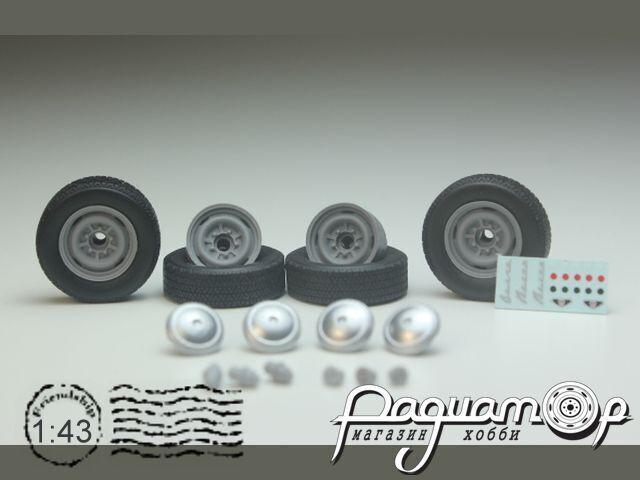 Комплект колес №06 KD006