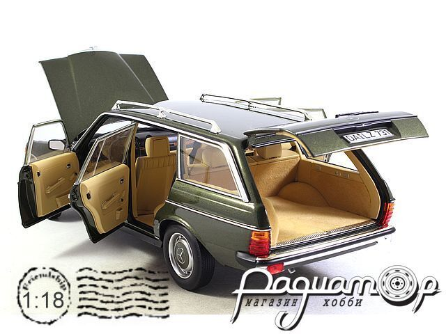Mercedes-Benz E-Class 230TE Station Wagon T-Model (W123) (1982) 183730