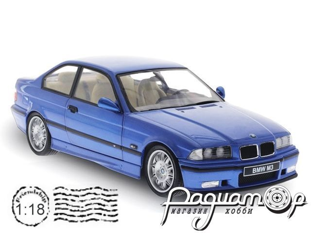 BMW 3-Series (E36) M3 Coupe (1994) 1803901
