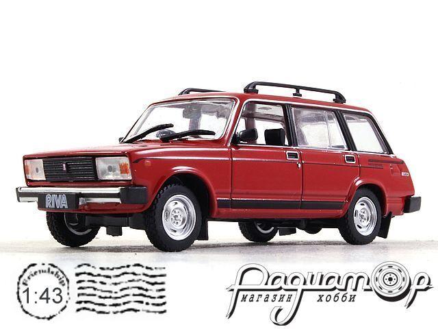 Автолегенды СССР и Соцстран №2XX, Lada Riva 1500 Estate (1990)
