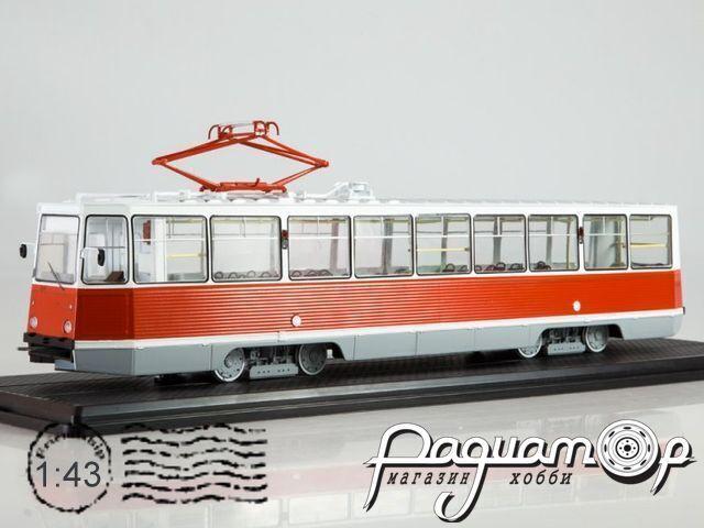 Трамвай КТМ-5М3 (71-605) (1971) SSM4039
