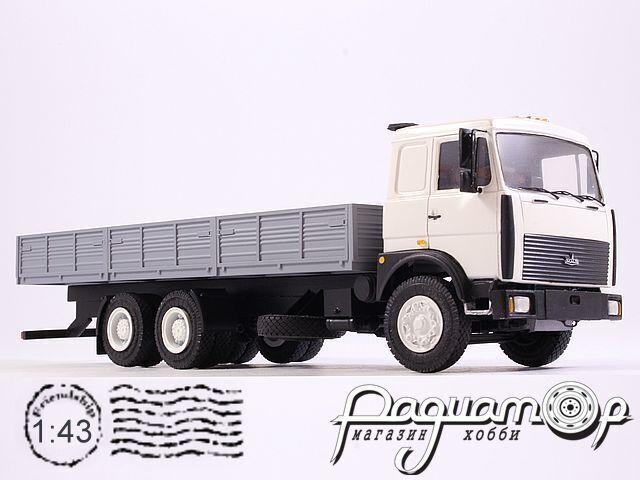 МАЗ-6303 бортовой (1989) NIK130