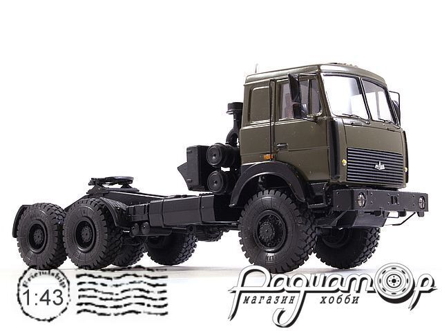 МАЗ-6425 седельный тягач (1993) NIK134