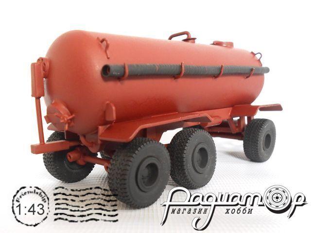 Машина для внесения жидких органических удобрений МЖТ-16 (1980) NRG1115