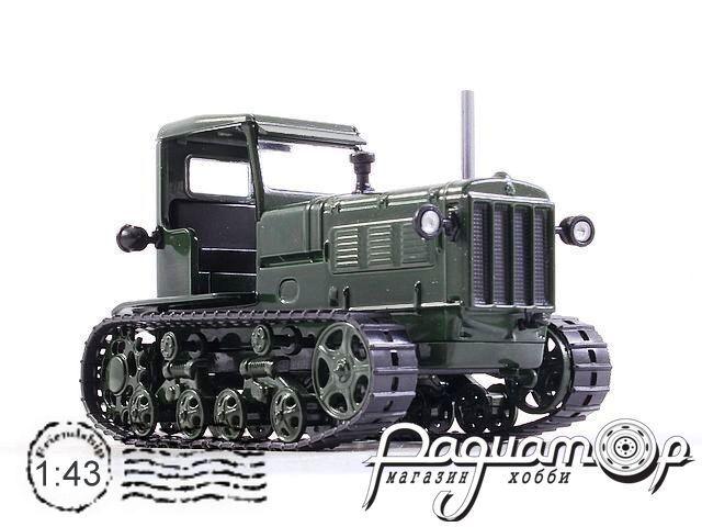Тракторы №135, СХТЗ-НАТИ (1937)
