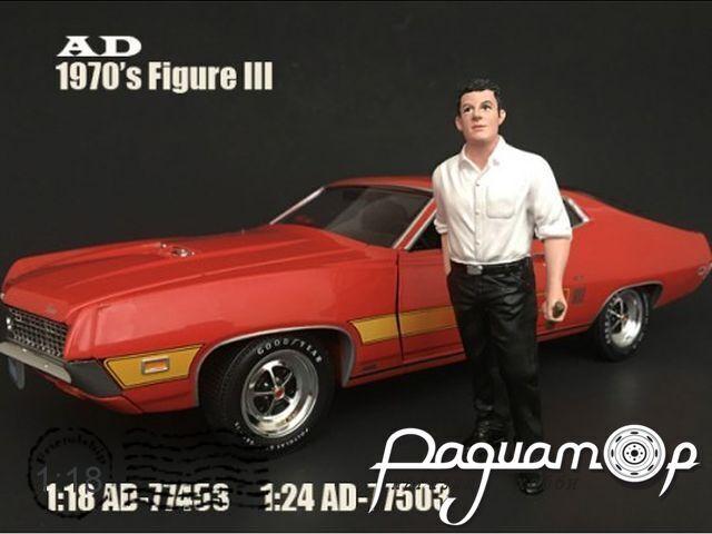Фигурка 70s Figure III 77453