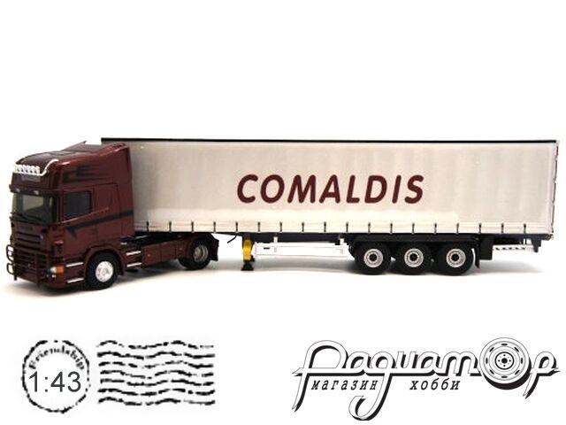 Scania R Topline, Comaldis Transports (2004) 116709