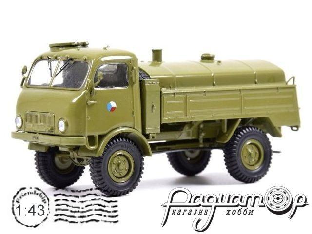 Tatra 805 Tanker Truck CSLA (1959) FOX43015