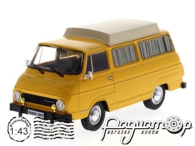 Skoda 1203 Camper (1974) FOX43017