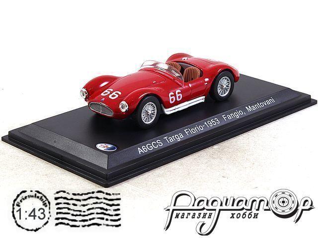 Maserati A6GCS Targa Florio (1953) 200220 (TI)