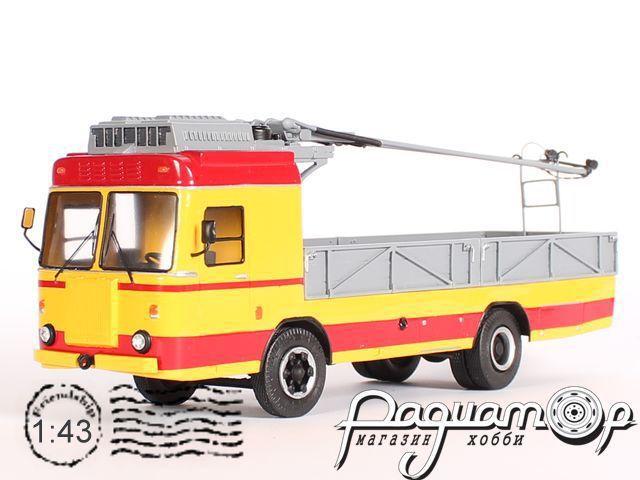 КТГ-2 грузовая платформа (1976) 18-4-2B