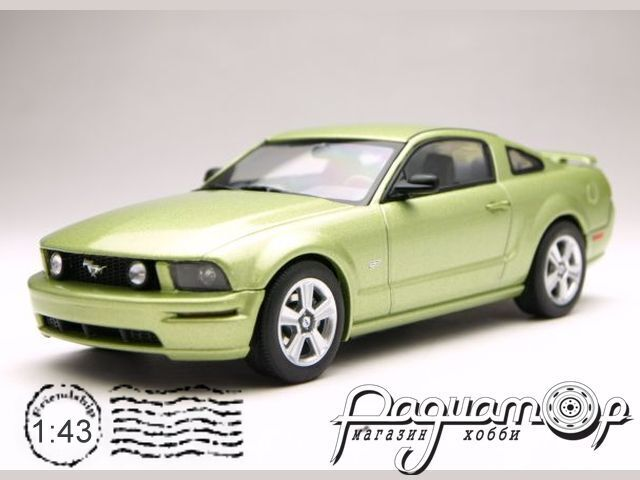 Ford Mustang GT (2004) 52761 (TI)