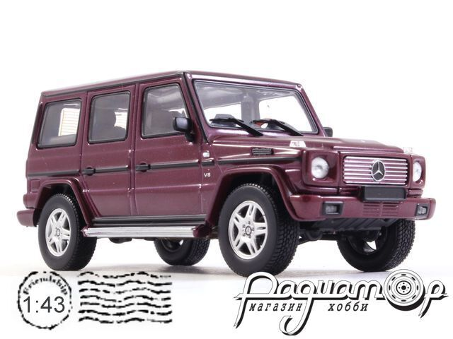 Mercedes-Benz G-Class W460 LWB (1990) 56113 (TI)