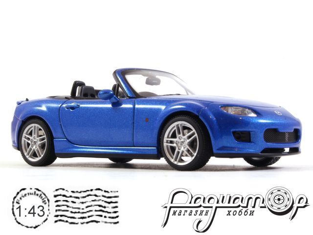 Mazda MX-5 Tuned By Mazdaspeed (2005) 55992 (TI)