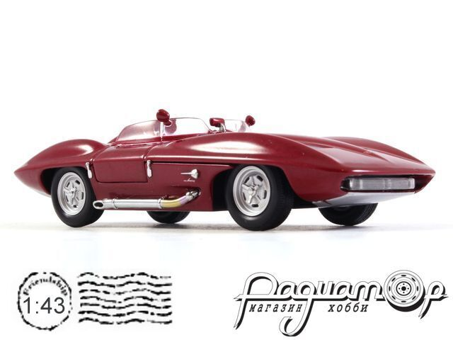 Chevrolet Corvette Stingray (1959) 51002 (TI)