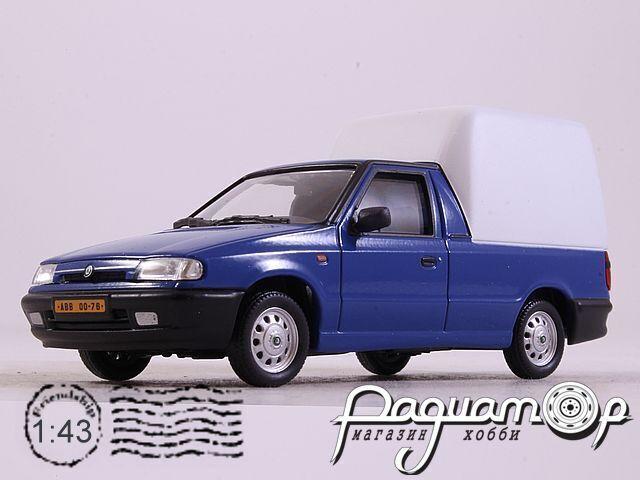Skoda Felicia Pickup (1996) 143ABS-710LZ