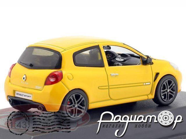 Renault Clio RS (2009) 517589