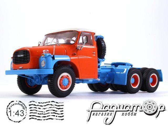 Tatra T148 седельный тягач (1969) PCL47104