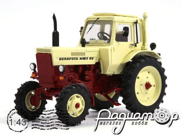 Трактор МТЗ-82 «Беларус» экспортный (1972) RTM008E
