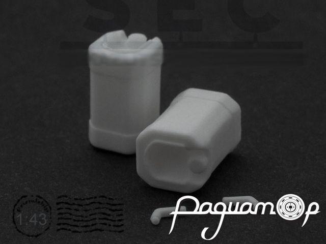 Набор Канистра пластиковая 30л (2шт) SEC008