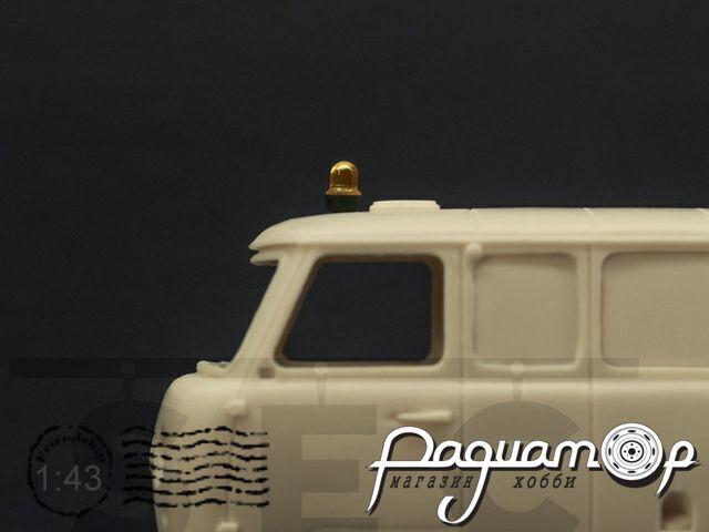 Набор Проблесковый маяк LBS-5 «Elektra» (желтый) (2шт) SEC014