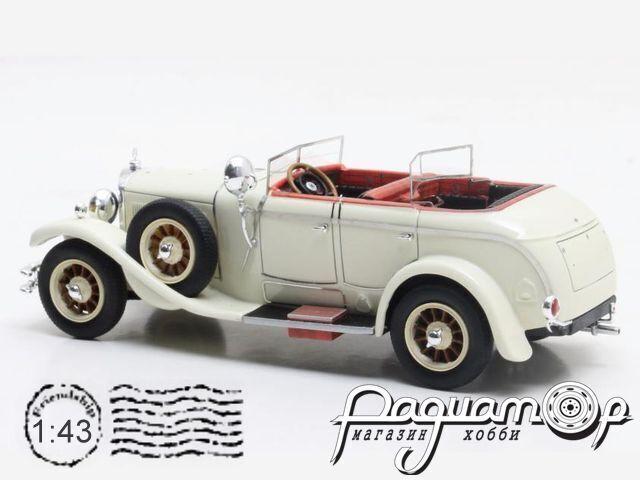 Mercedes-Benz Model K Torpedo Transformable Saoutchik (1926) MX41302-191