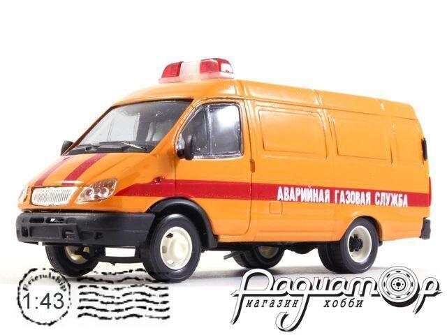 ГАЗ-2705 «Газель» фургон АГС (2000) 13931