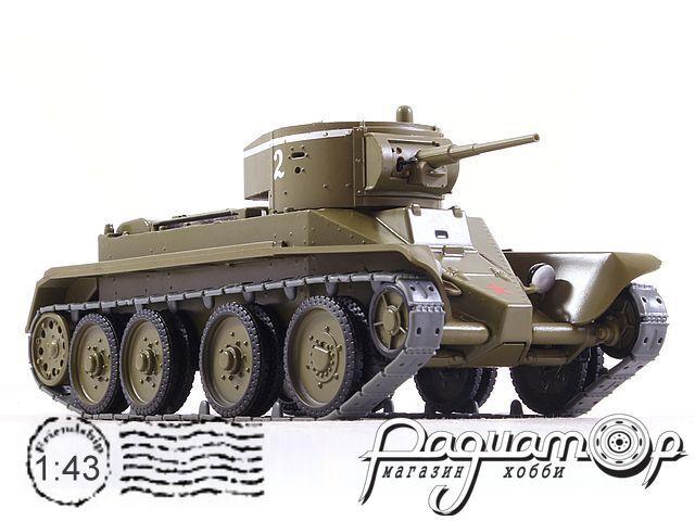 Наши Танки №35, БТ-5 (1933)