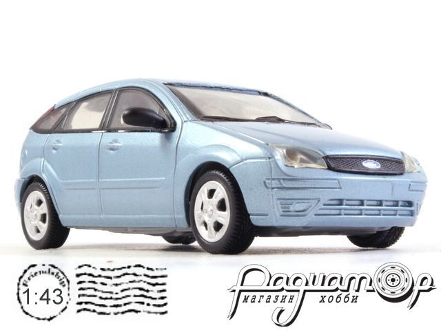 Ford Focus ZX5 (2005) 19054 (VZ)