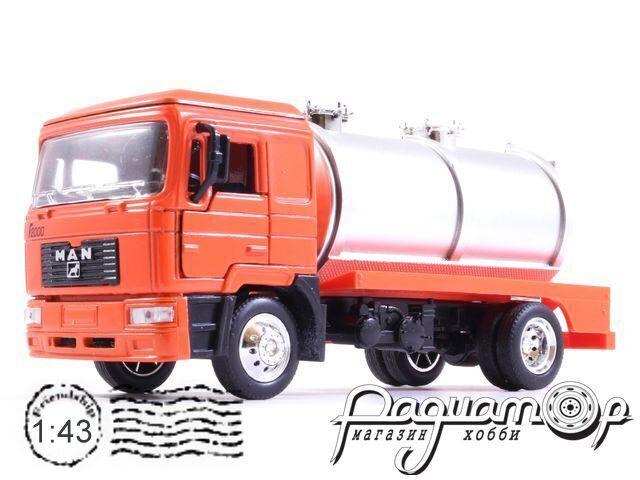 MAN F2000 автоцистерна (1994) 15493 (VZ)