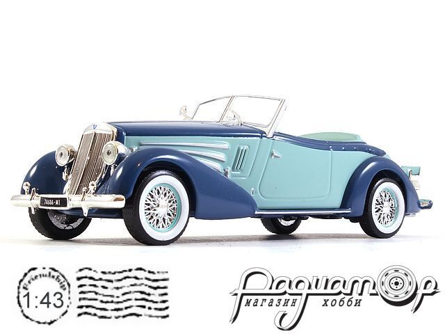 Lancia Astura Pininfarina (1934) 280213 (Z)