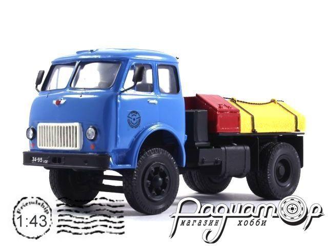 МАЗ-504 балластный тягач (1965) 4-38