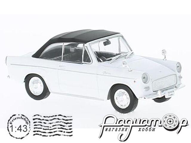 Toyota Publica Convertible (1964) F43-018