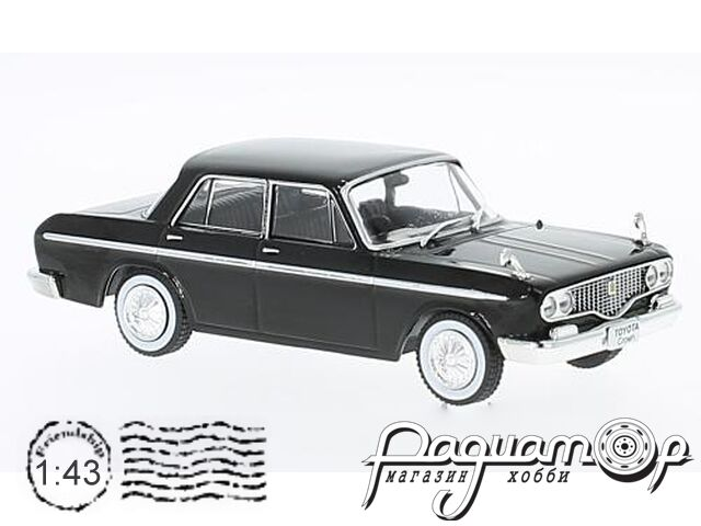 Toyota Toyopet Crown (1962) F43-005